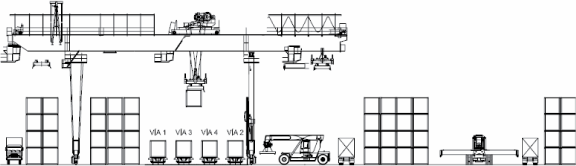 Infraestructura TIM Terminal Intermodal Monzón